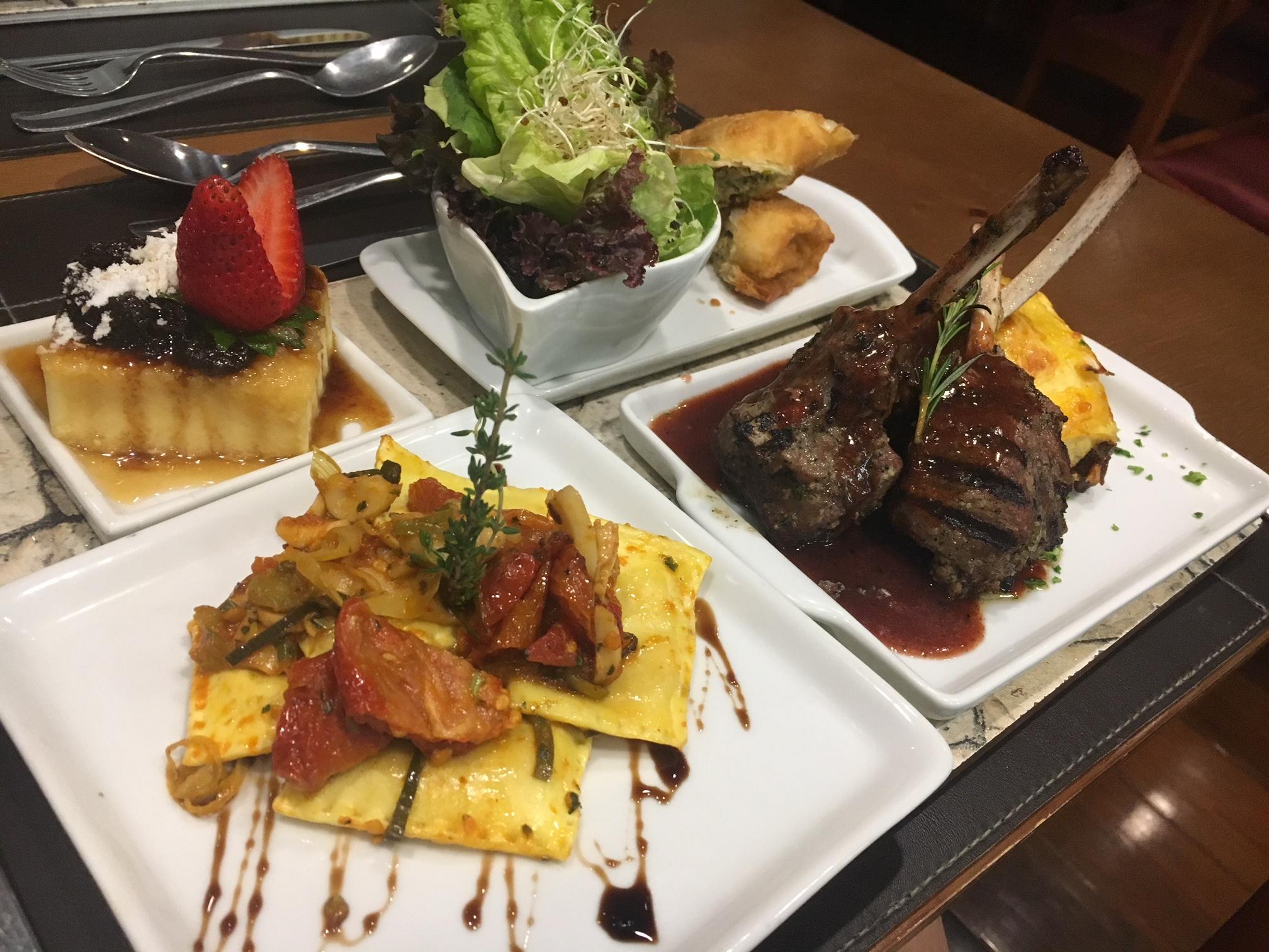 Almoço ao Jantar - Dias de folga Mercure Rio Vermelho - Foto Repórter Gourmet (9)