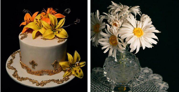 Aula de alta confeitaria com cake designer Luciana Gonzalez e Titi Pena
