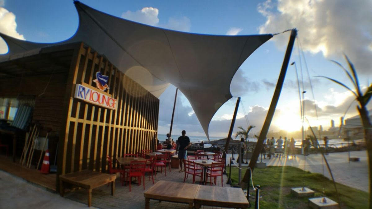 RV Lounge. Foto: Divulgação.