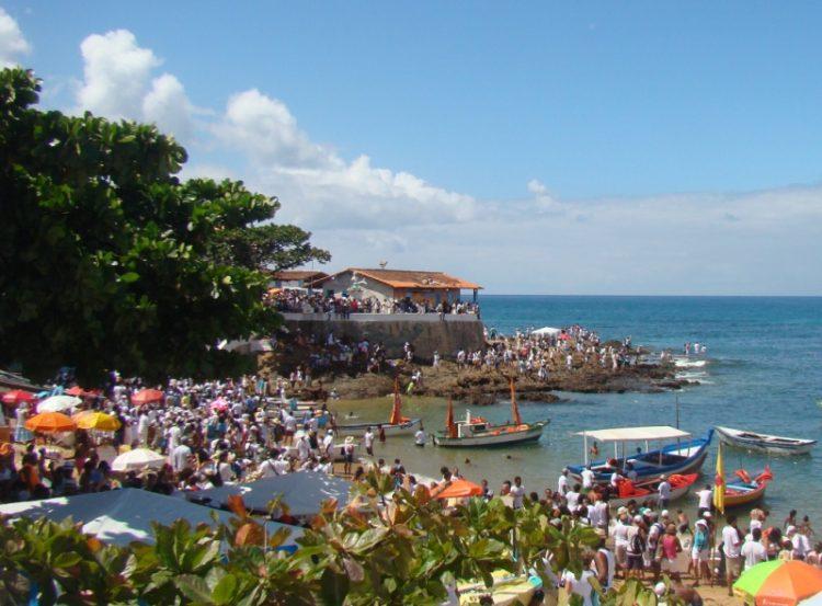 02 de fevereiro: onde vai rolar festa no Rio Vermelho?